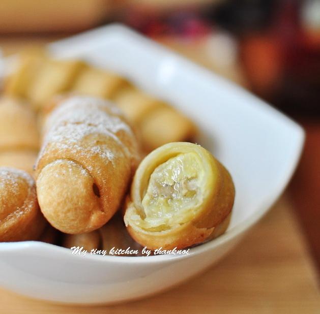 กล้วยทอดอินโด Pisang molen