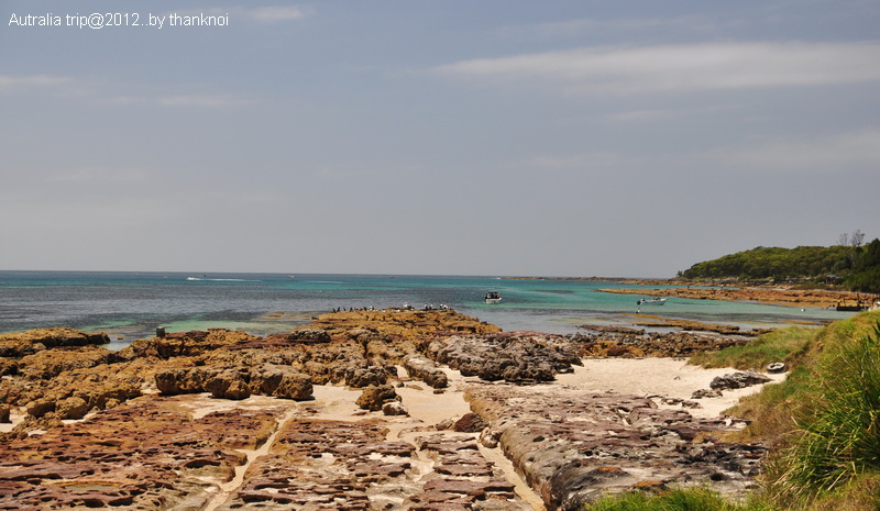Currarong beach