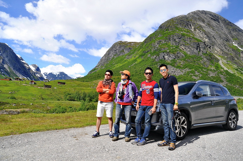 Road trip Norway