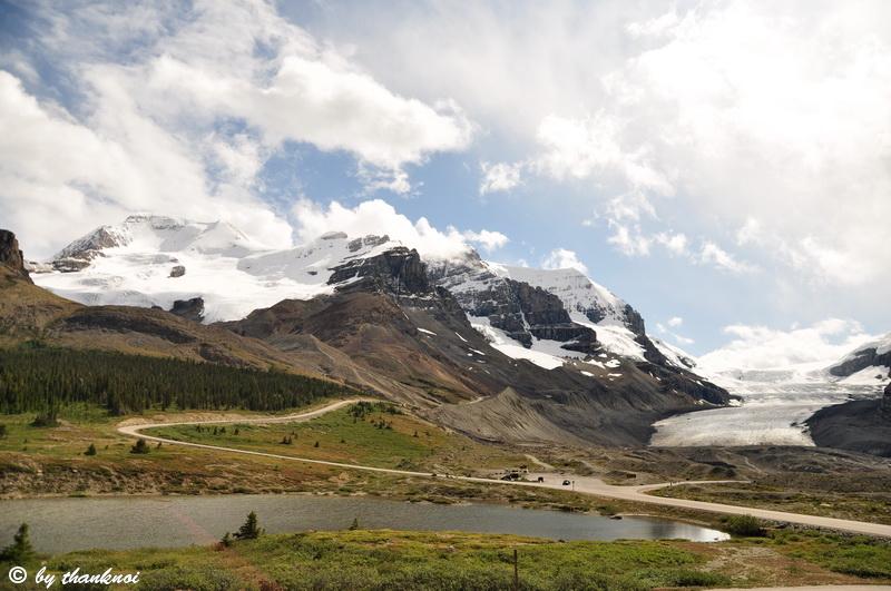 Athabasac glacier