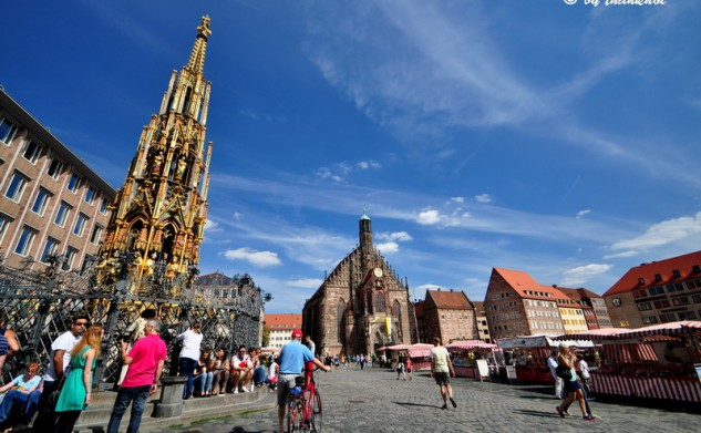 Nuremberg เที่ยวเมืองสวย