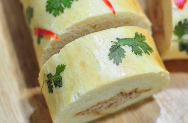 Tuna Roll Bread