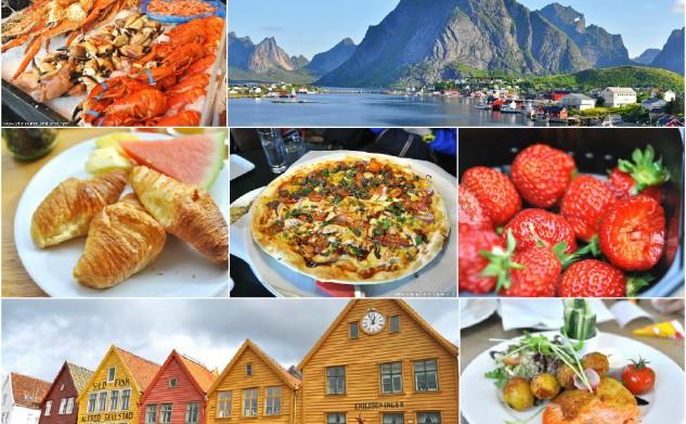 กินอะไรอร่อยที่ Norway