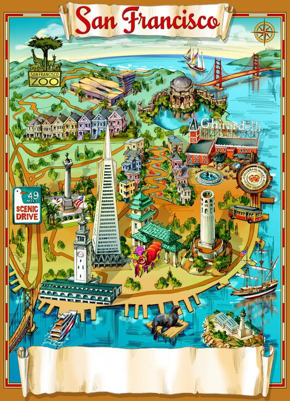 illustrated-map-of-san-francisco