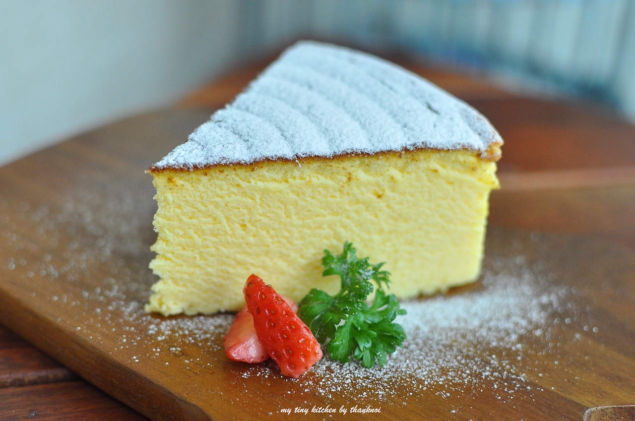 Cotton Light Cheesecake