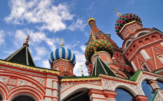 แผนเที่ยวรัสเซีย
