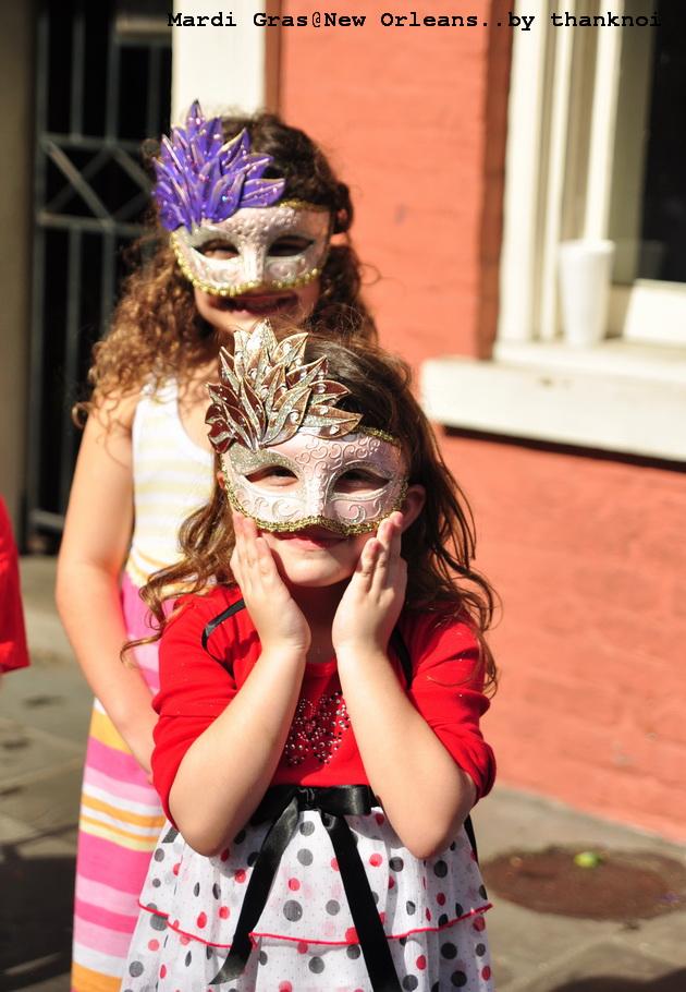 Mardi Gras New Orlean