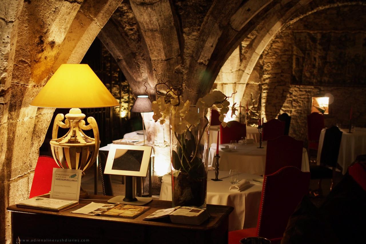 abbaye de maizieres restaurant