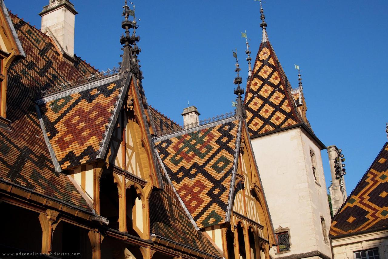 เที่ยวเมือง Beaune แคว้น Burgundy แคว้นแห่งไวน์