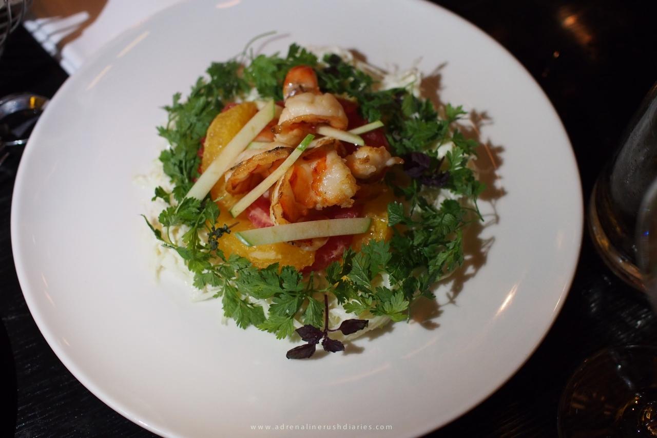 salade arumes
