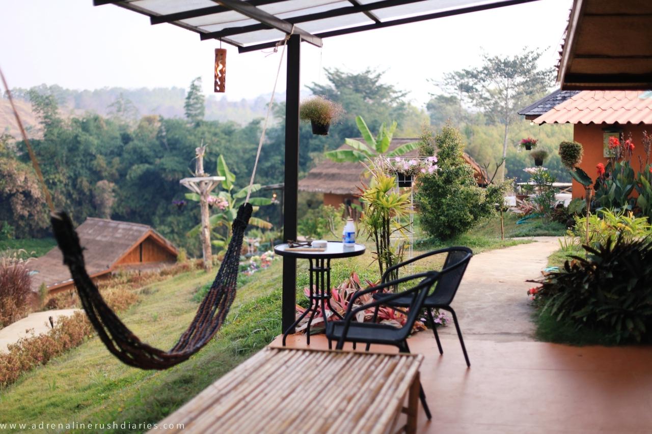 Uncle Tom's cabin @Khoakho บ้านดินฟาร์มสเตย์ที่เขาค้อ