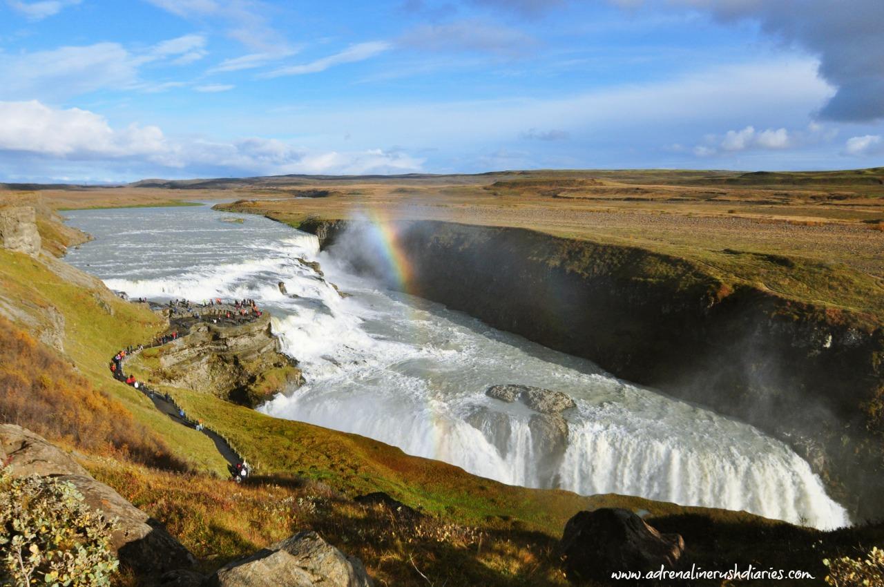 เที่ยวไปกินไปใน Iceland day 1; The Golden Circle & Friðheimar