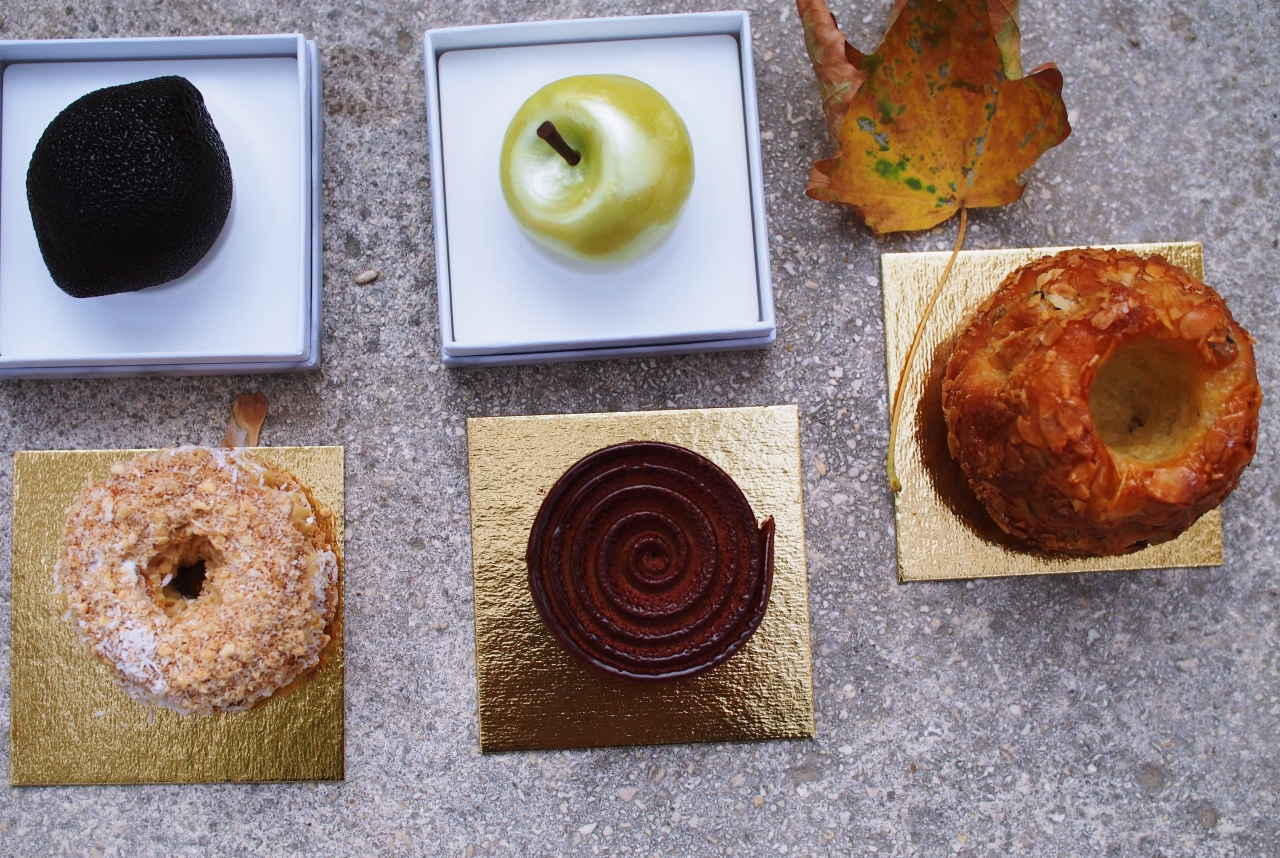 เมื่อขนมหวานคืองานศิลปะ Cédric Grolet @ Le Meurice